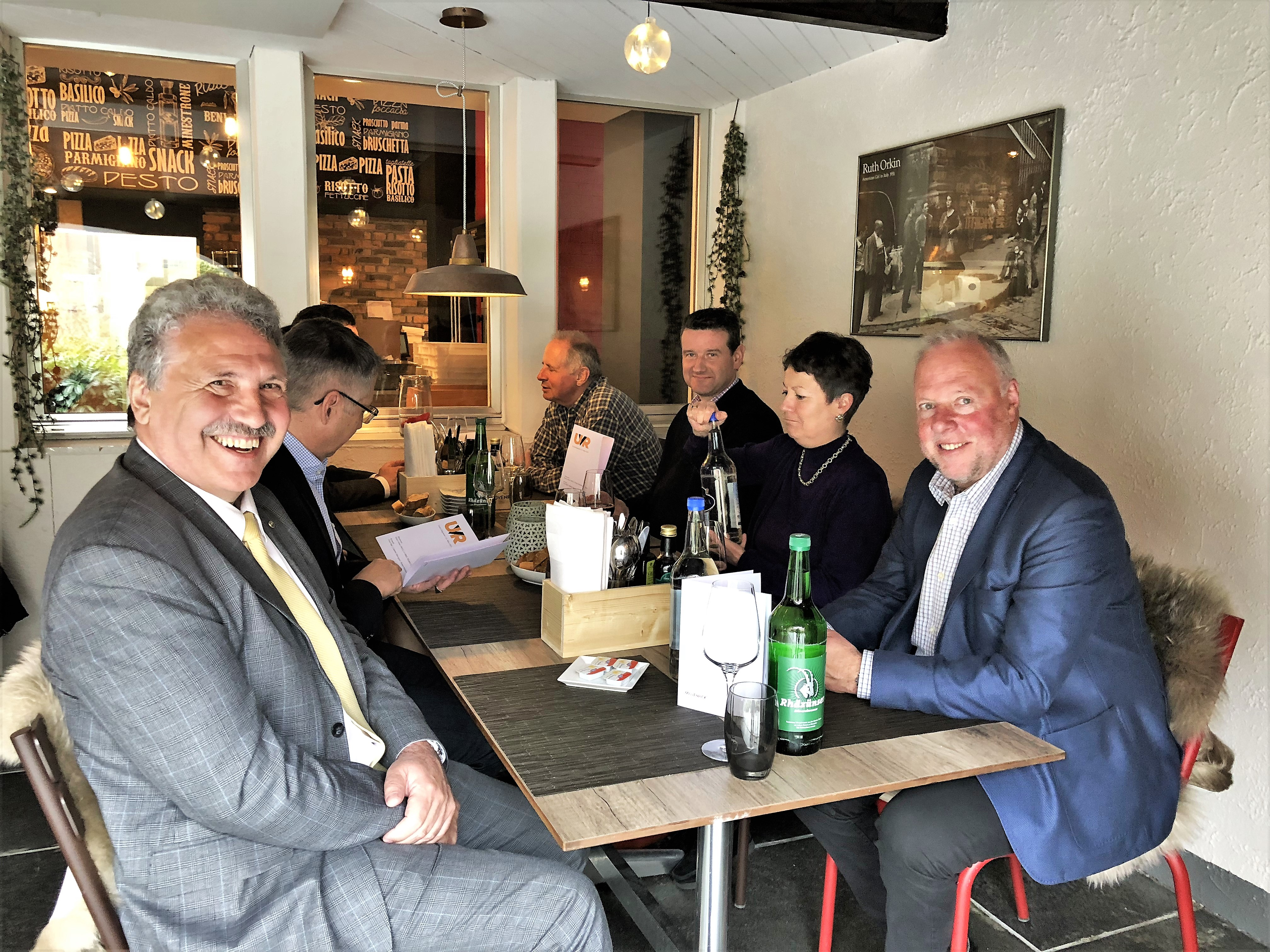 010 Business Lunch 28.03.2018